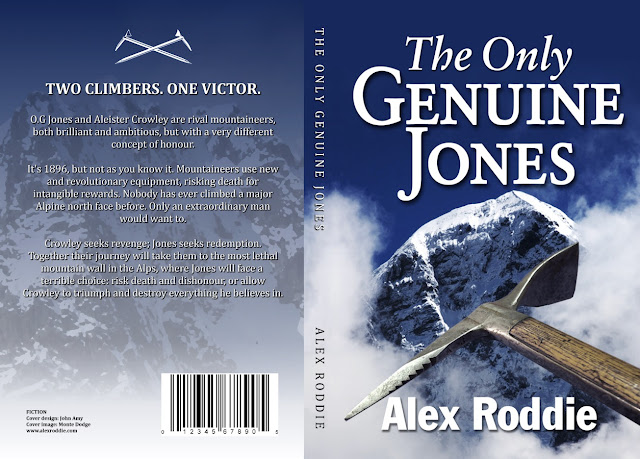 The Only Genuine Jones book cover