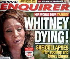 Whitney Houston Death Scandal