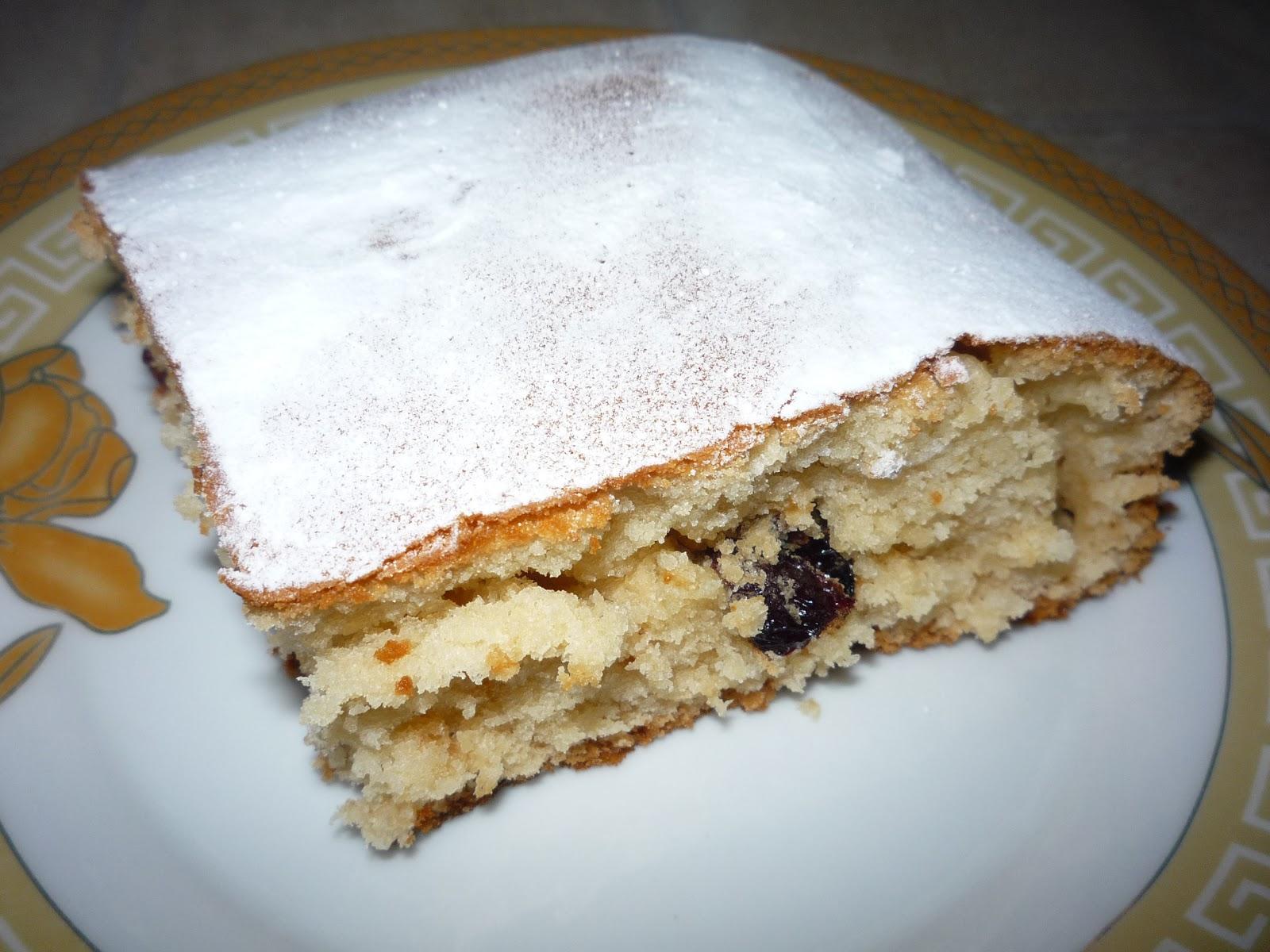 Пирог с сладкой начинкой в домашних условиях рецепт