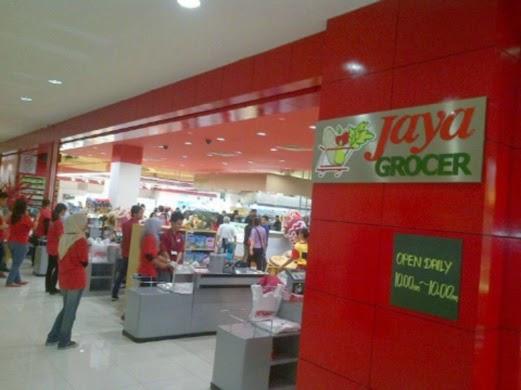 Pasar Raya Jaya Grocer Tipu GST