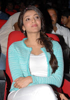 Kajal Aggarwal TIght Whtie Leggings T-Shirt and a light Blue Jacket Spicy HQ Pics