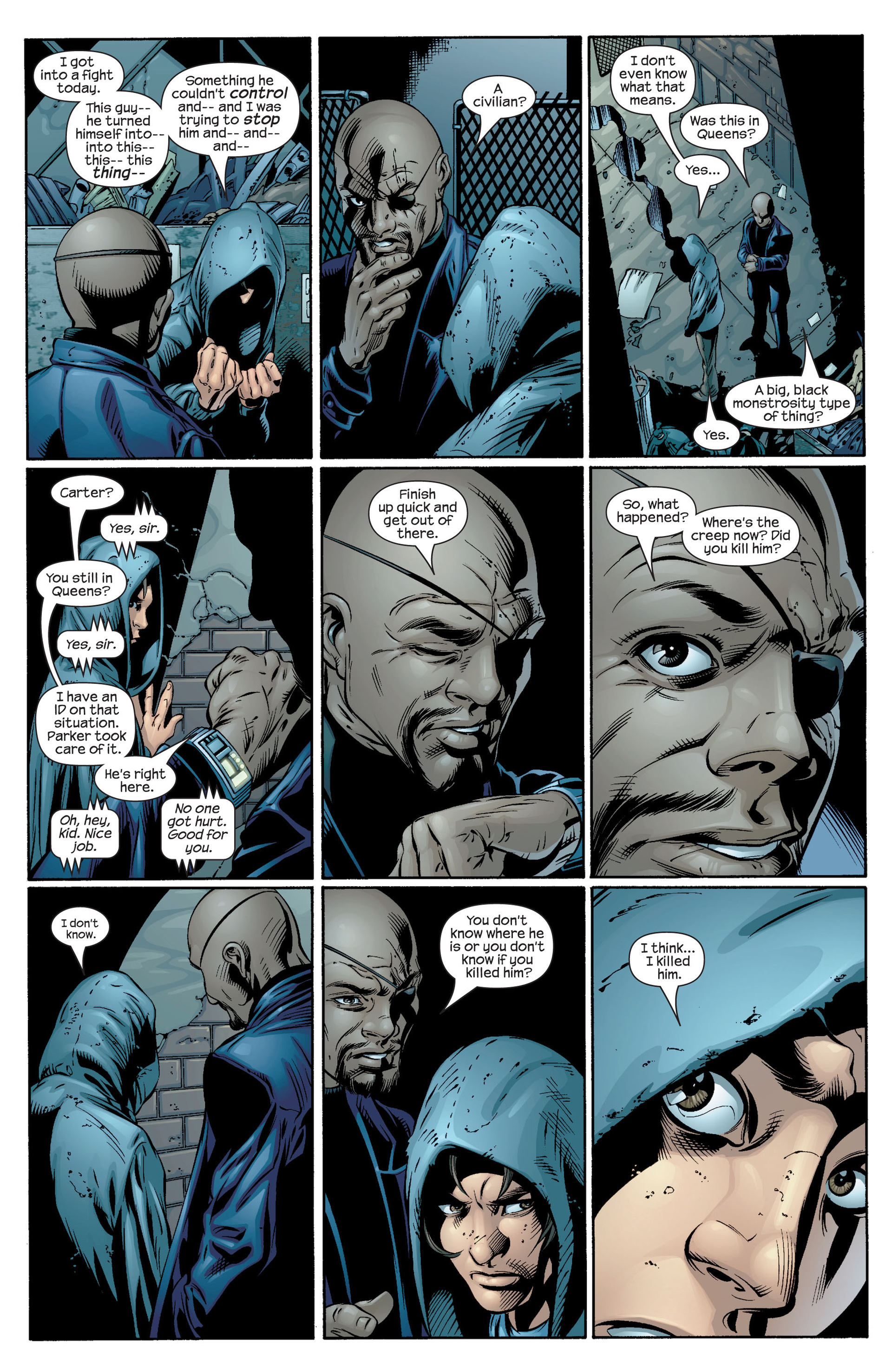 Ultimate Spider-Man (2000) Issue #39 #43 - English 7