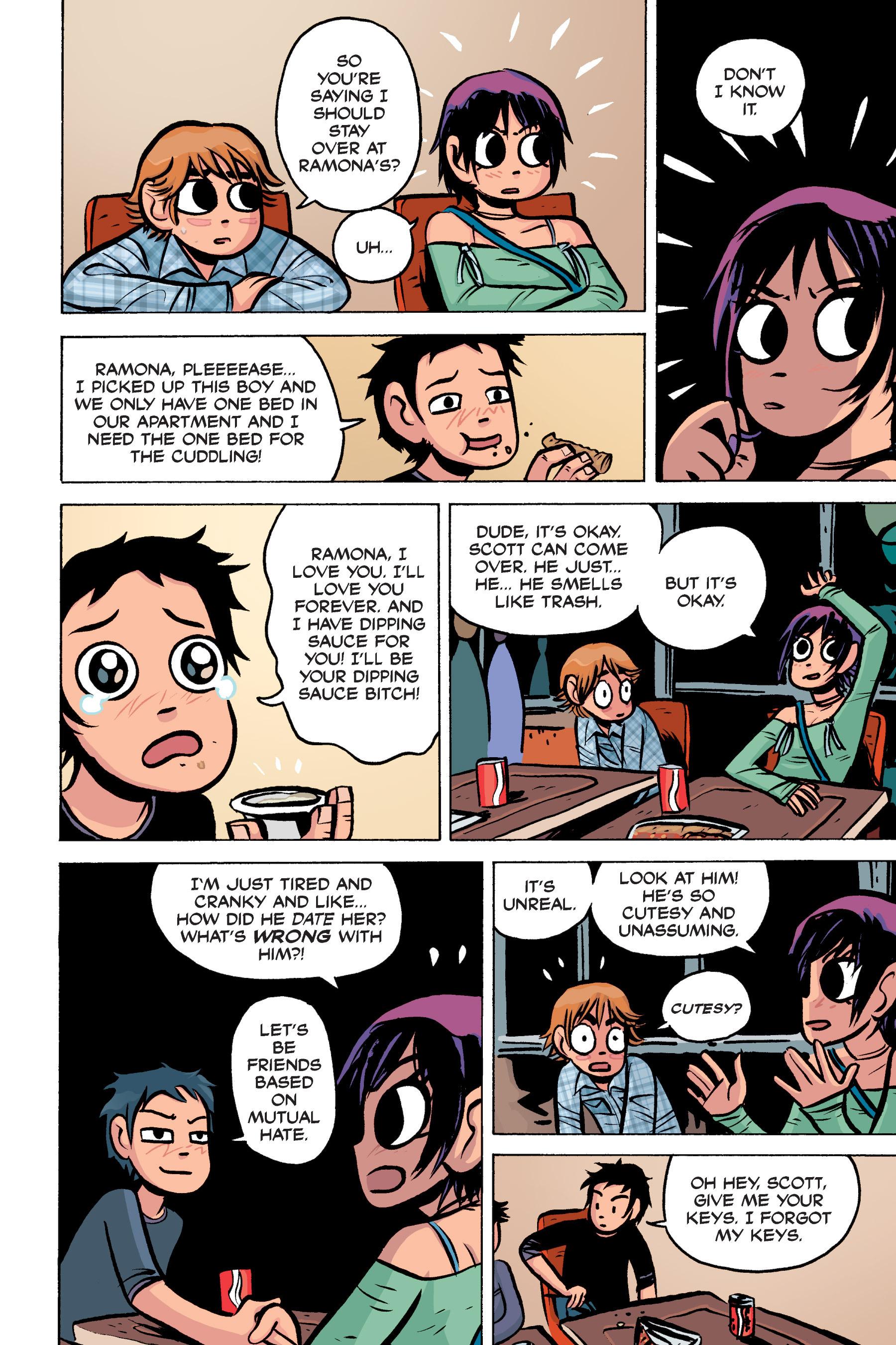 Read online Scott Pilgrim comic -  Issue #3 - 48