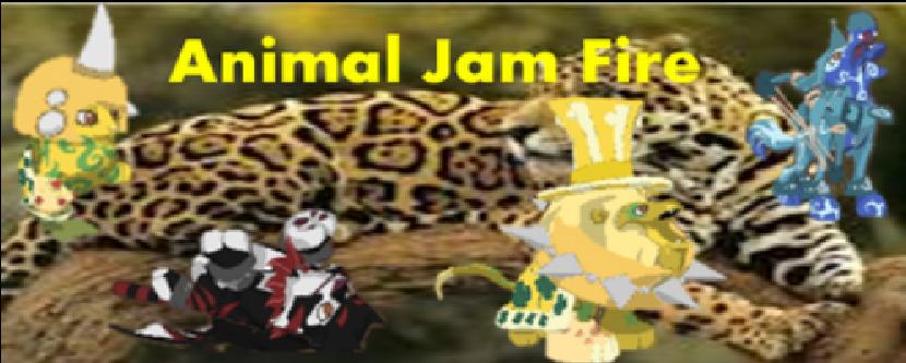 Animal Jam Fire