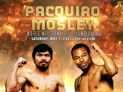 Watch Pacquiao vs Mosley Live Stream Fight
