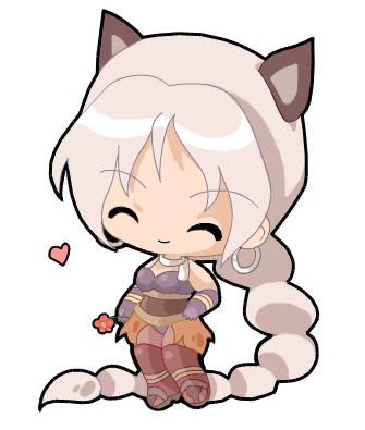 RO Assassin chibi Marien