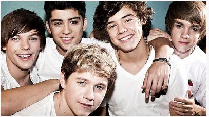 Biodata Lengkap One Direction 2013