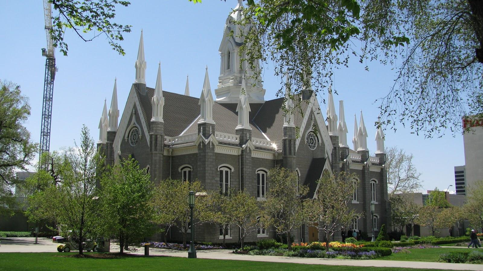Travels Of A Paradox Salt Lake City