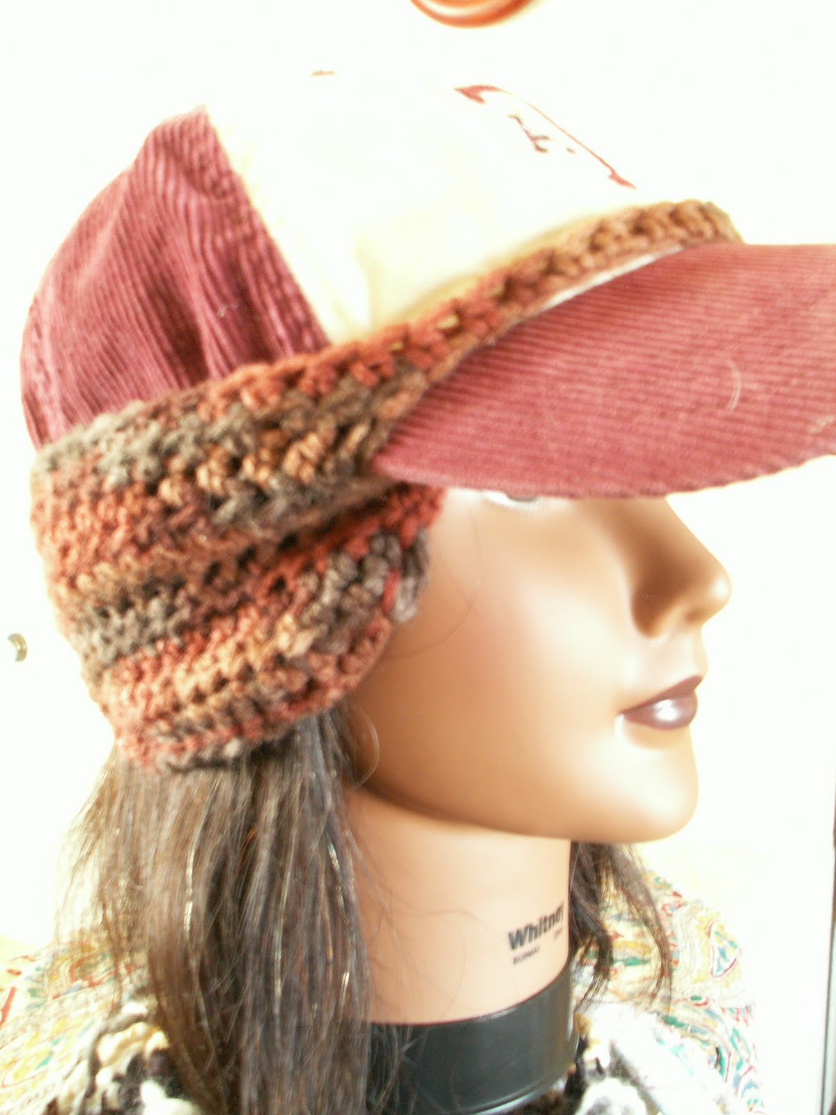 Here it is the baseball cap ear warmer tupelo creative the baseball cap ear warmer bankloansurffo Gallery