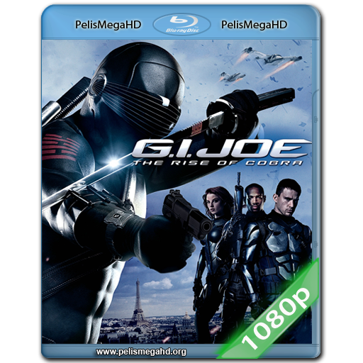 G.I. JOE: EL ORIGEN DE COBRA (2009) FULL 1080P HD MKV ESPAÑOL LATINO