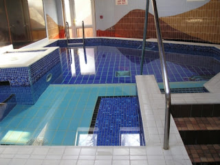 Waterhead Apartments Leisure Facilities includes pool