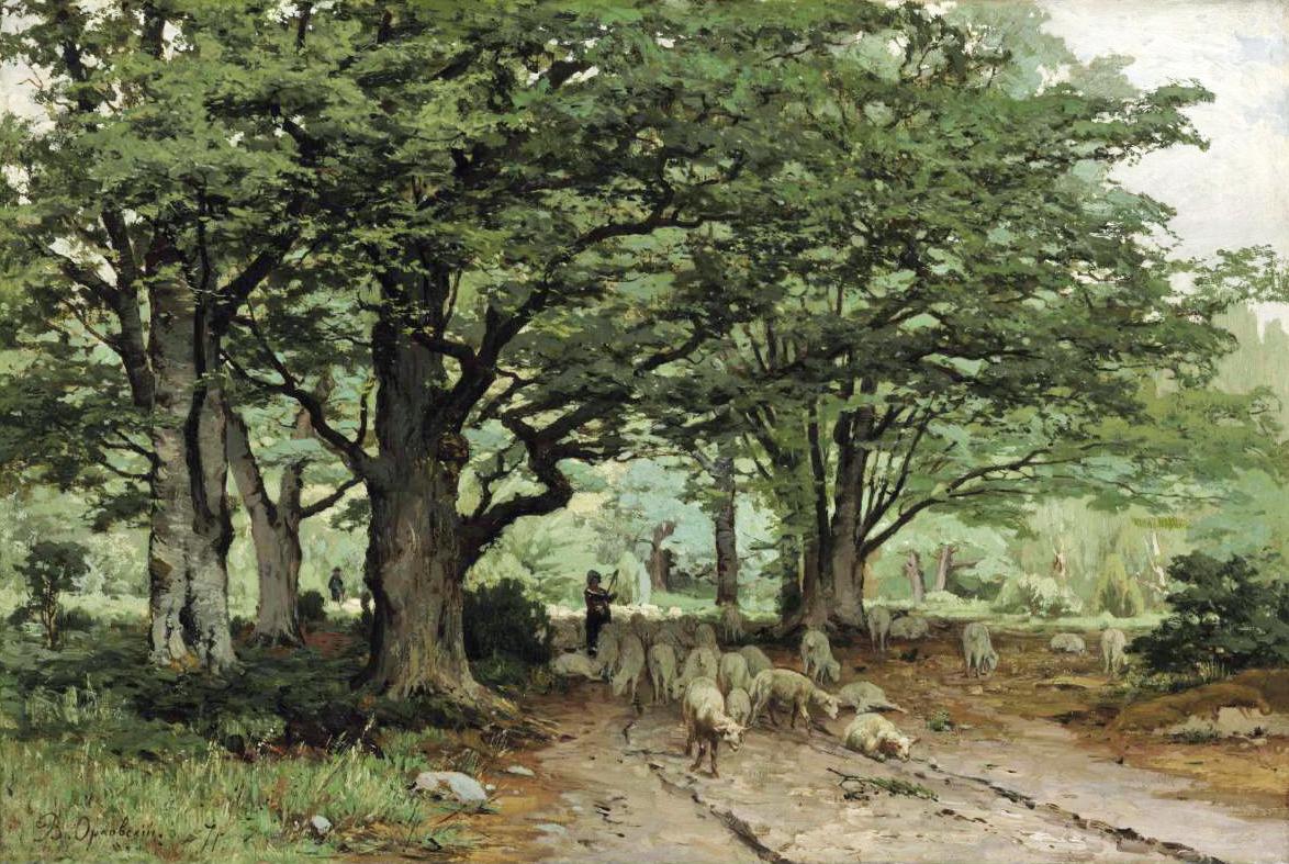 The Glory Of Russian Painting Vladimir Orlovsky
