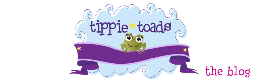 Tippie Toads Blog