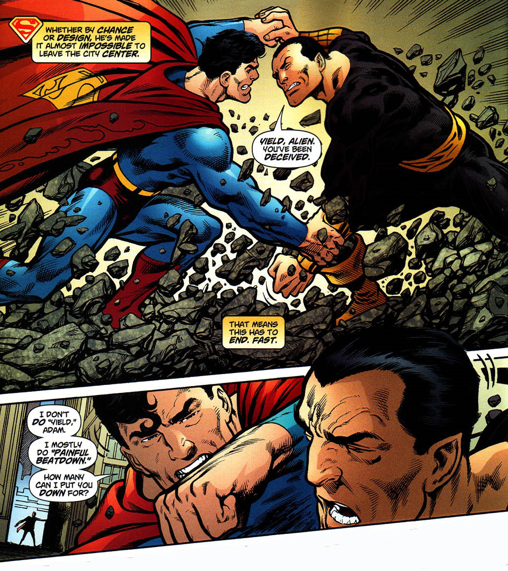 Superman Comics Quote-6