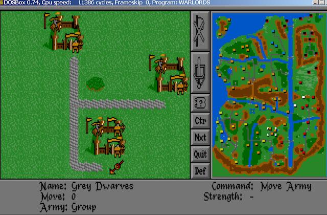 Warlords - Map Description