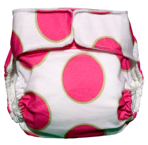 doing G-Diapers or some kind of fabulous earth friendly cloth diapers