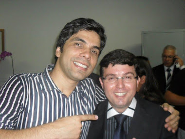 Eu e o P.C.Baruck no congresso UMADMAD 2011