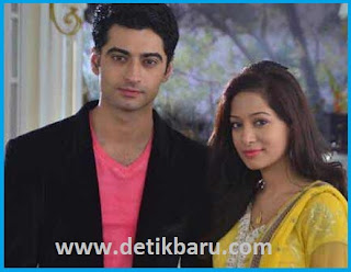 Preetika Rao dan Harshad Arora Pemeran Aliya Ghulam dan Zain Osman Abdullah di Serial Drama Beintehaa