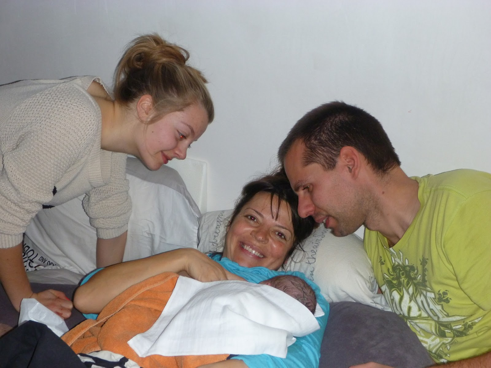Ecstatic, orgasmic and unassisted home birth: The ...