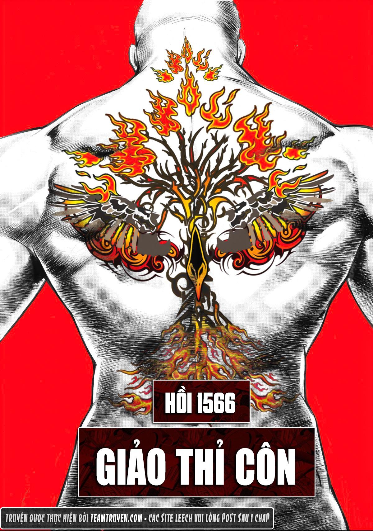 Người Trong Giang Hồ Chap 1566 - Next Chap 1567