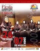 Fiesta Teatral Vargas 2009