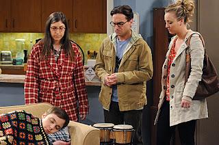 The Big Bang Theory: Shave and a haircut...