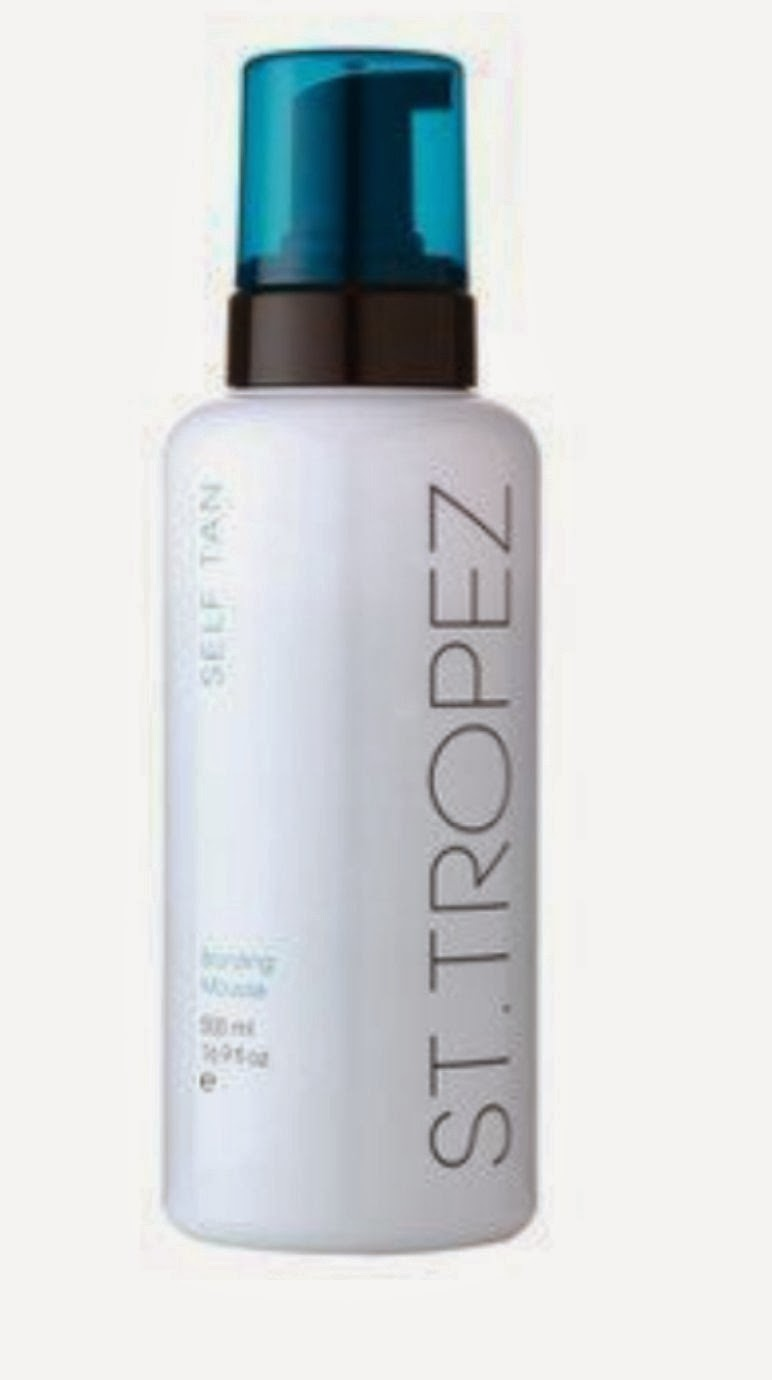 St. Tropez Self Tan Bronzing Mousse Reviews