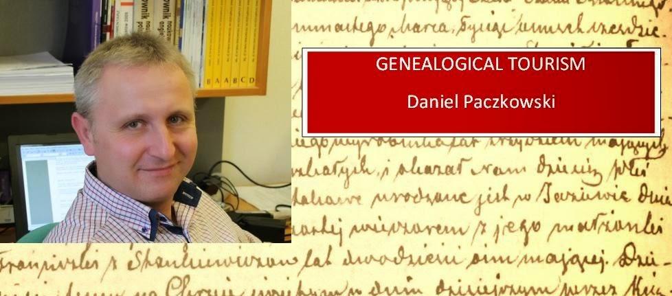 Turystyka Genealogiczna (Genealogical Tourism)