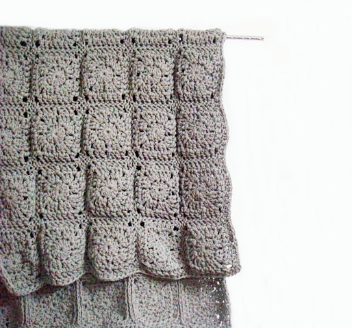 Puerta al sur tejidos para decorar y abrigarse - Mantas de ganchillo para sofas ...