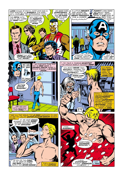 Captain America (1968) Issue #215 #129 - English 6