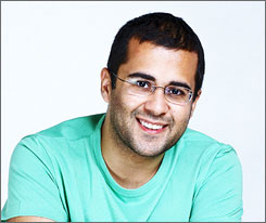 Biography of author chetan bhagat