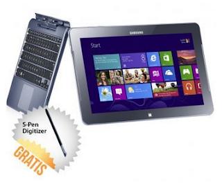 Review Spesifikasi dan Harga Samsung ATIV XE500T1C-H02ID