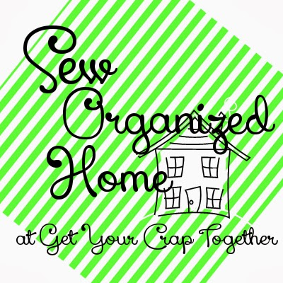 Sew Organized Home Series at GYCT