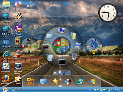 Microsoft Windows Live XP Super 2013 v1.0 Screenshot4