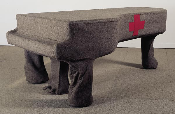 histoire des arts joseph beuys un artiste socialement engag. Black Bedroom Furniture Sets. Home Design Ideas