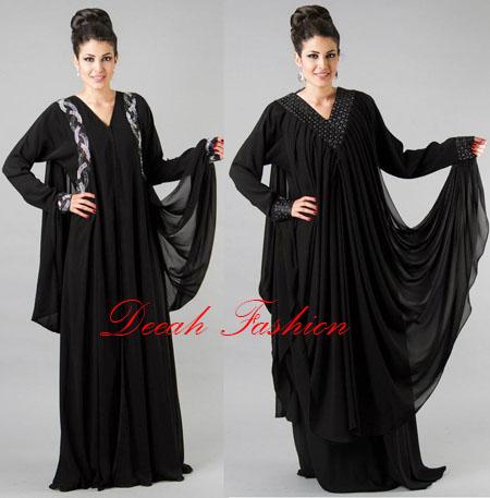 Abaya Busana Muslim Populer 2013