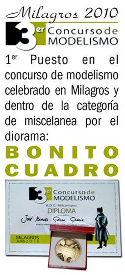 Premio MILAGROS 2010