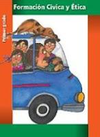 libro de texto formacion civica y etica primer grado primaria