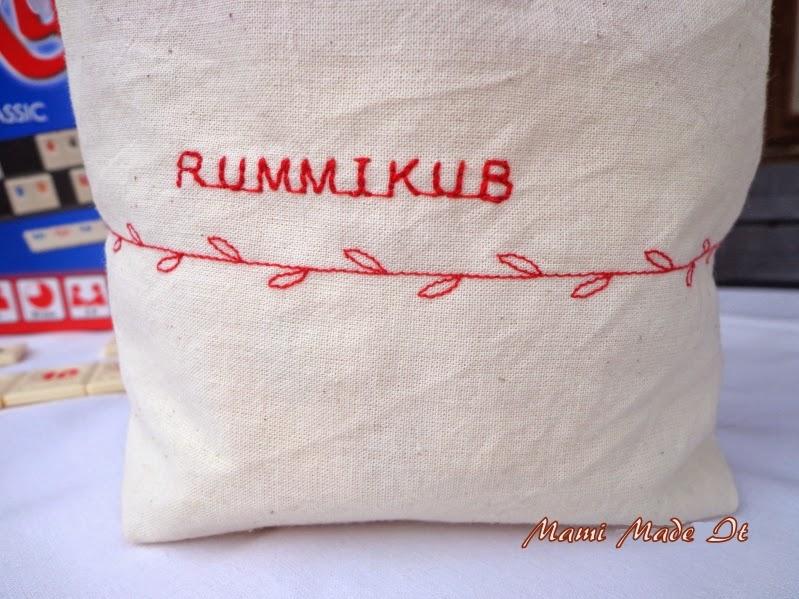 Rummikub: Playing With Numbers - Spielen mit Zahlen
