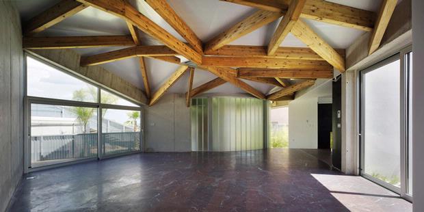 melihat lihat rumah introvert dari spanyol jendela dunia