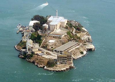 foto: cárcel de Alcatraz