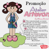 Sorteio no blog ARTEVAN