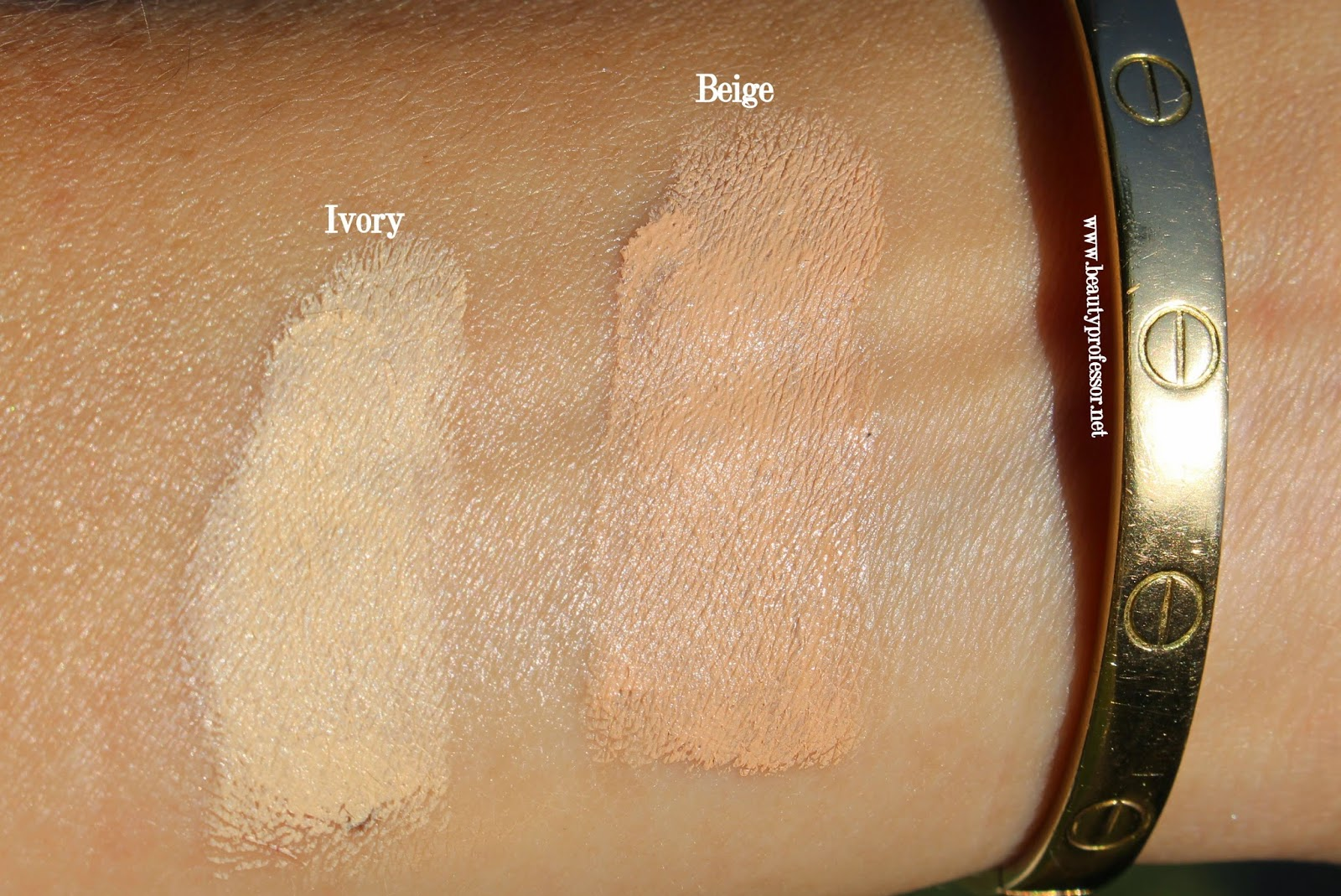 omorovicza mineral touch swatches