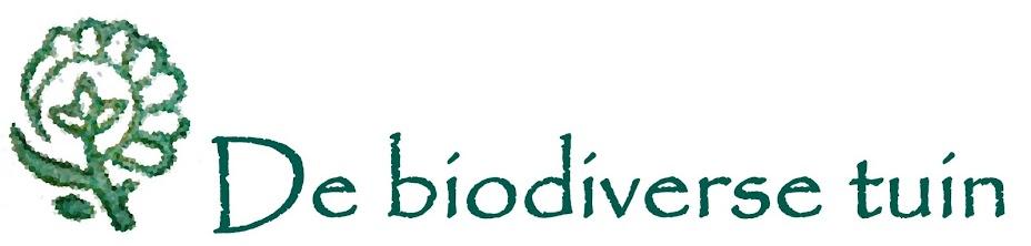 De biodiverse tuin