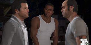 GTA 5 : La famille et un nouveau personnage se dévoilent