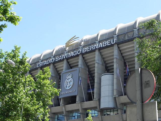 Experiências em Viagens: Jogo do Real Madrid no Santiago Bernabeu