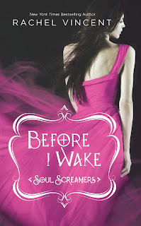 Rachel Vincent Before I Wake