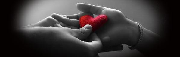 Give love... Give love... Give love...