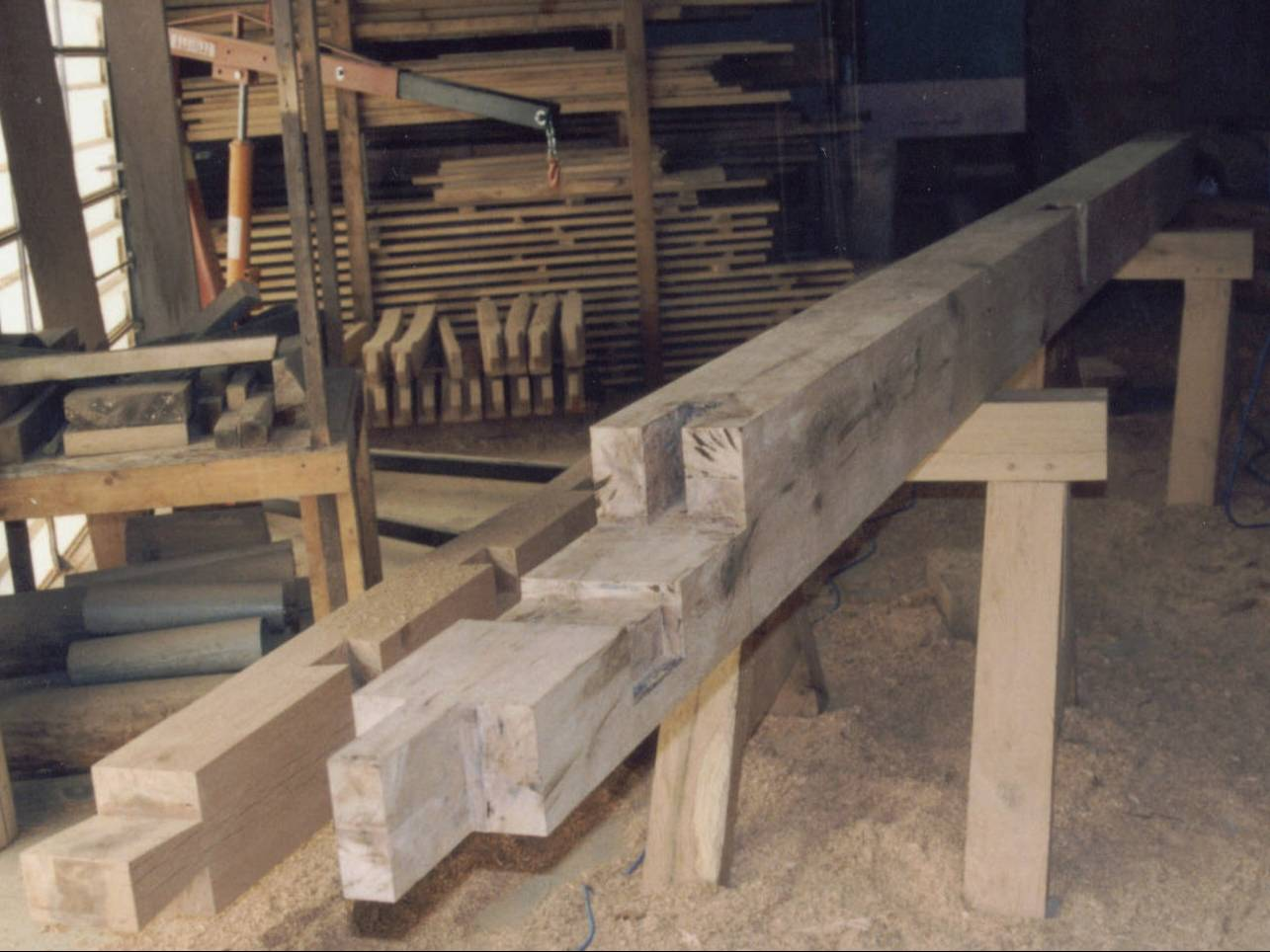 Michael\'s Timber Framing