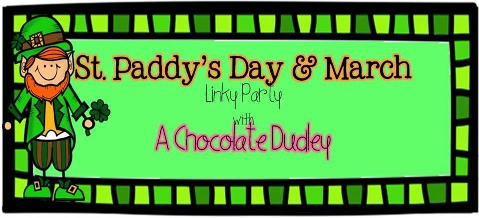 http://achocolatedudley.blogspot.com/2014/03/st-paddys-day-march-linky.html